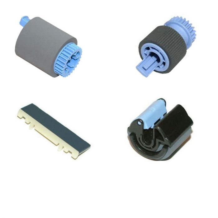 KIT5500FEED : HP Colour LaserJet  5500 5550 Paper Jam Feed Roller Repair Kit