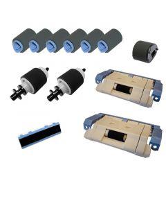 KITM5025FEED : HP LaserJet M5025 M5035 MFP Paper Jam Feed Roller Repair Kit